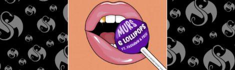 Murs - G Lollipops (Feat. Fashawn & Prof) [audio]