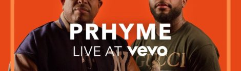 "PRhyme ""Rock It"" + ""Streets At Night"" + ""Era"" Live at Vevo [video]"