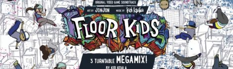Kid Koala - Floor Kids MegaMix