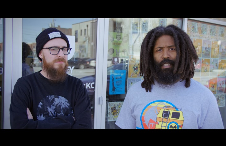 Crate Conversations   A Talk with Murs & Seven [video]