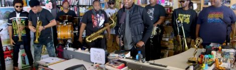 GZA & The Soul Rebel on Tiny Desk Concert (NPR) [video]