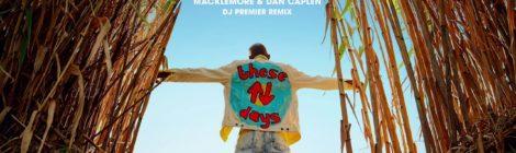 Rudimental - These Days feat. Jess Glynne, Macklemore & Dan Caplen (DJ Premier Remix)
