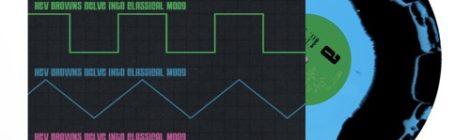 Kev Brown - We Won (Delve Into Classical Moog LP) [vinyl]