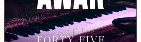"AWAR ""Forty Five Soul"" feat. Scarface & Anthony Hamilton (Prod by Vanderslice)"