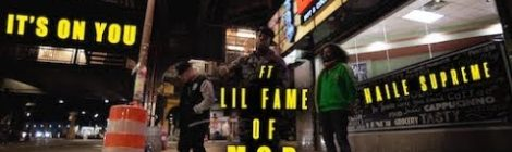 "Statik Selektah & Termanology ""It's On You"" ft. Fame of M.O.P. & Haile Supreme"