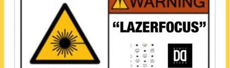Agallah x DirtyDiggs - Lazerfocus EP