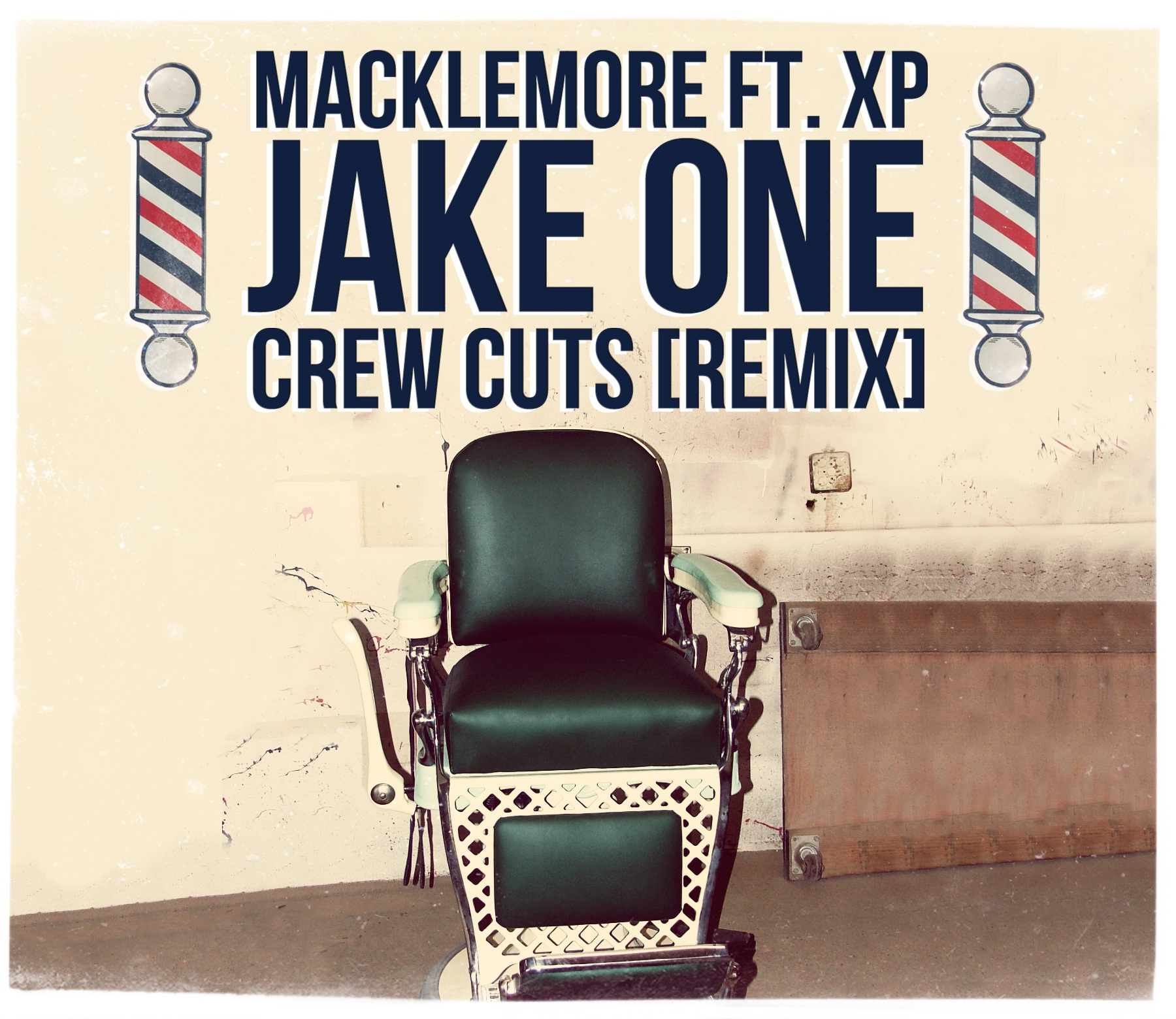 "Macklemore ""Crew Cuts"" Jake One Remix ft. XP **mp3**"