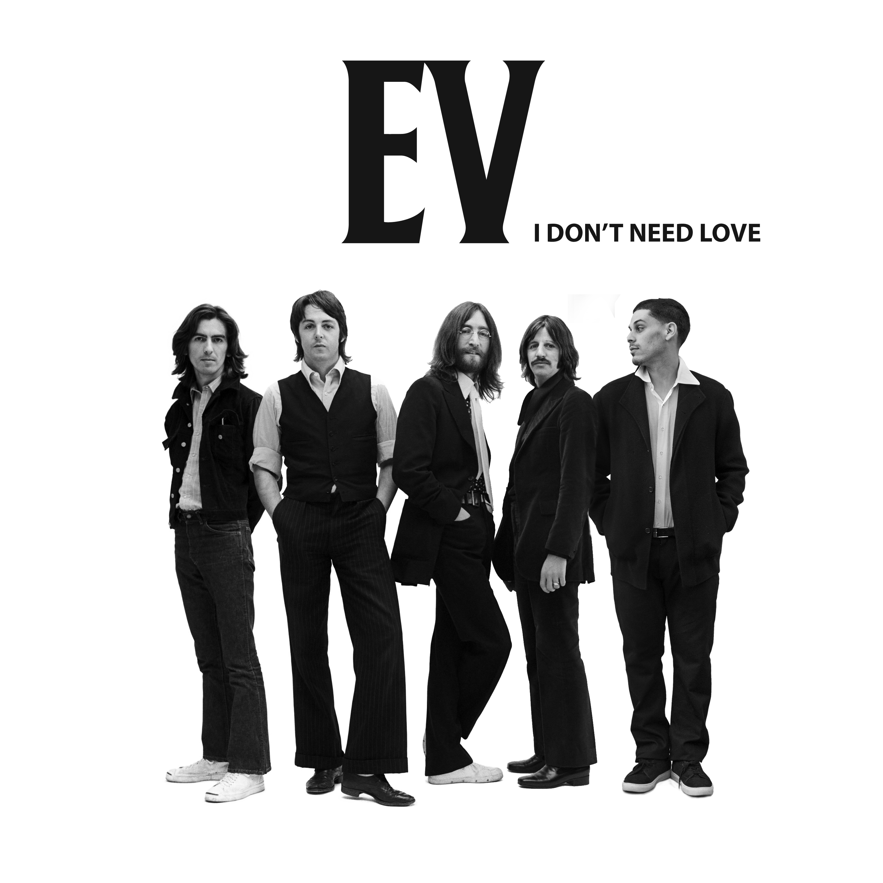 Evidence - I Don't Need Love EP