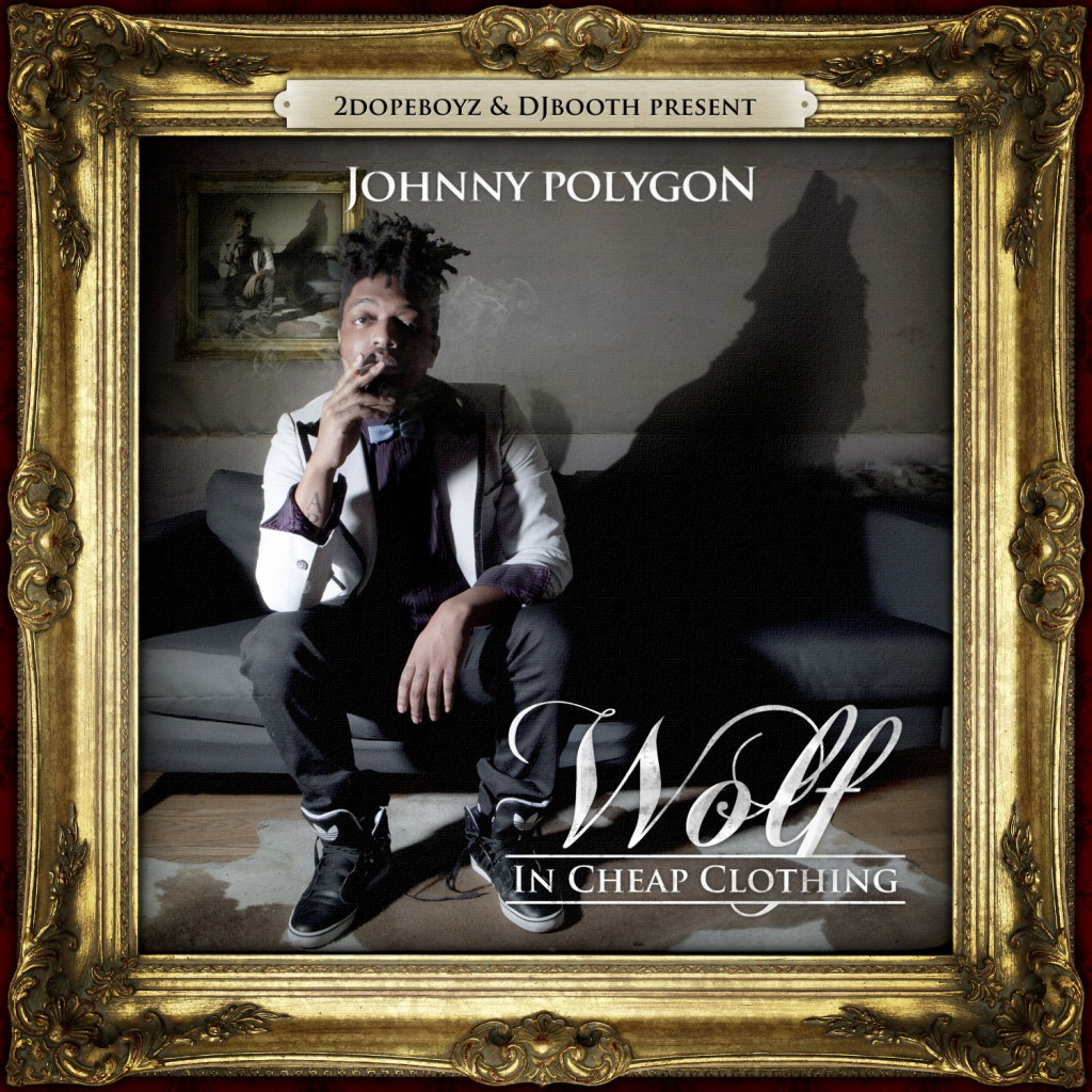 """Johnny Polygon """"Wolf In Cheap Clothing"""" EP"""