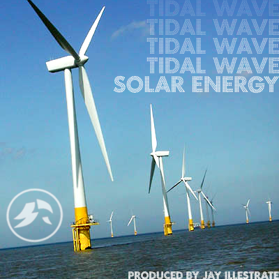 Jay Illestrate - Tidal Wave Solar Energy