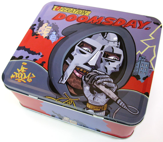 MF DOOM - Operation: Doomsday (Complete) in Spring 2011 **Re-Issue**