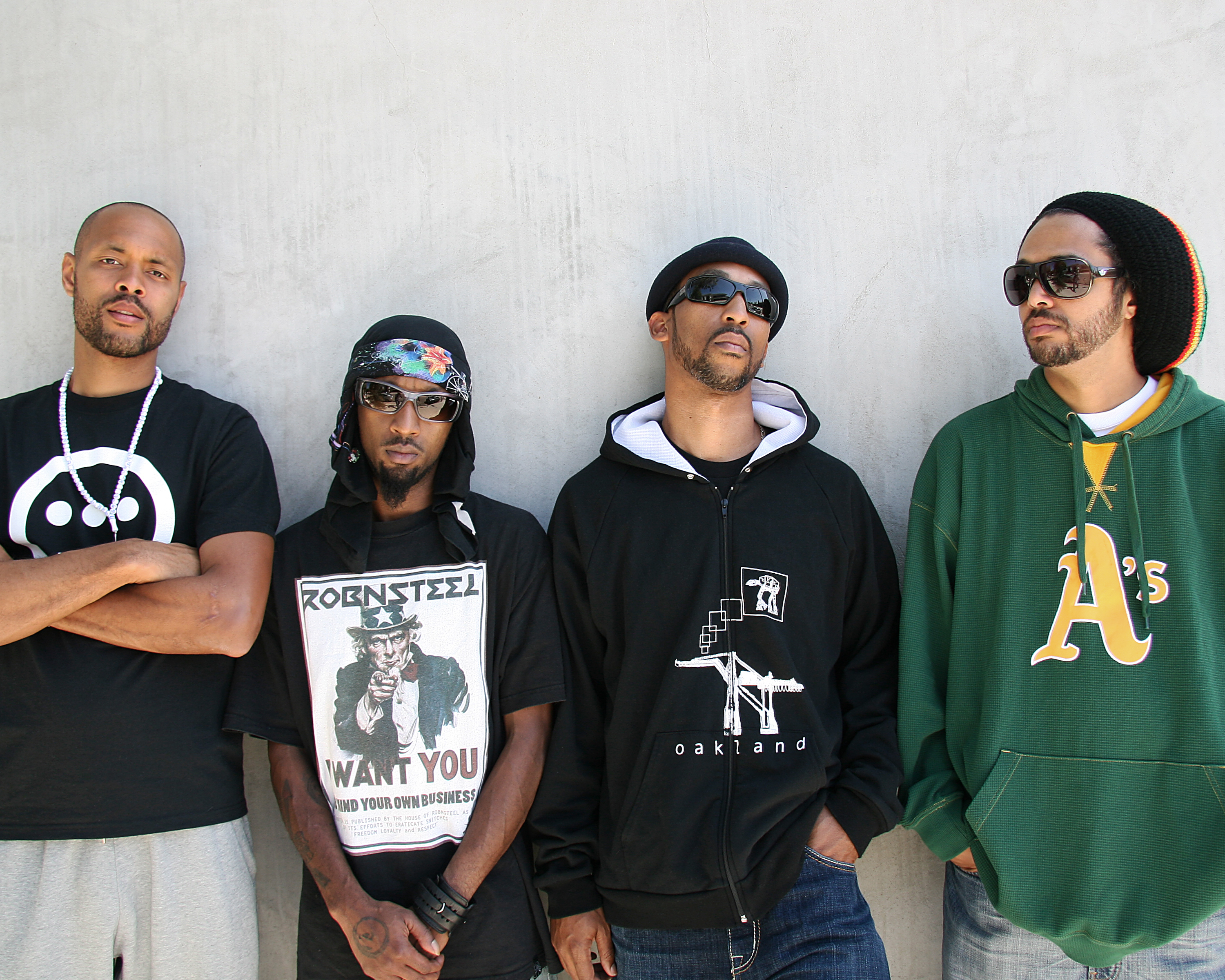 "Souls of Mischief ""Dead Man Walking"" Remix **mp3**"