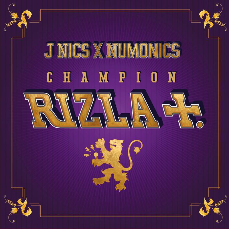 """J. NiCS """"Champion Rizla"""" (Prod. Numonics) **EP**"""
