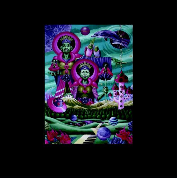 """G&D(Georgia Anne Muldrow & Dudley Perkins aka Declaime) - """"POWER"""" b/w """"Majesty"""" **mp3**"""