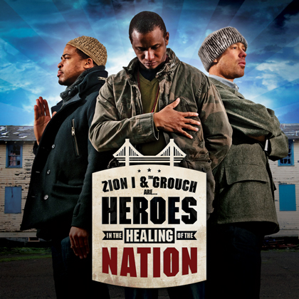 Zion I & The Grouch Presents: Heroes In The Healing Of The Nation **Video + Tour**