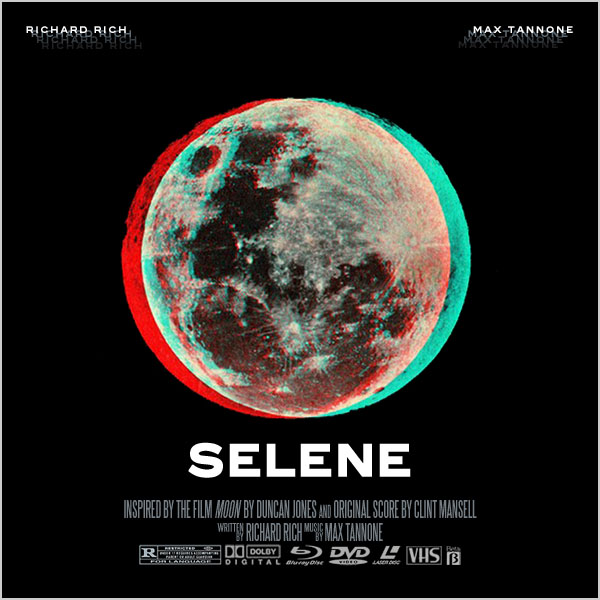 SELENE - by Richard Rich & Max Tannone **EP**
