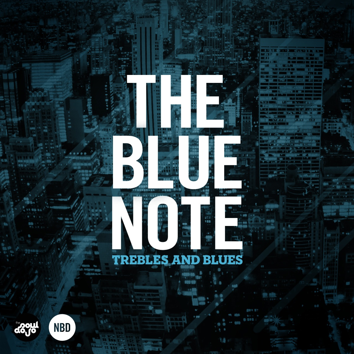 Trebles and Blues - The Blue Note Instrumental **EP**