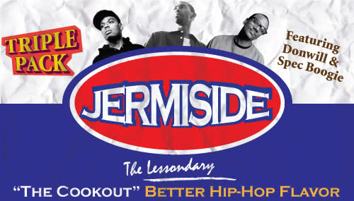 """Jermiside """"The Cookout"""" ft. Donwill & Spec Boogie **mp3**"""