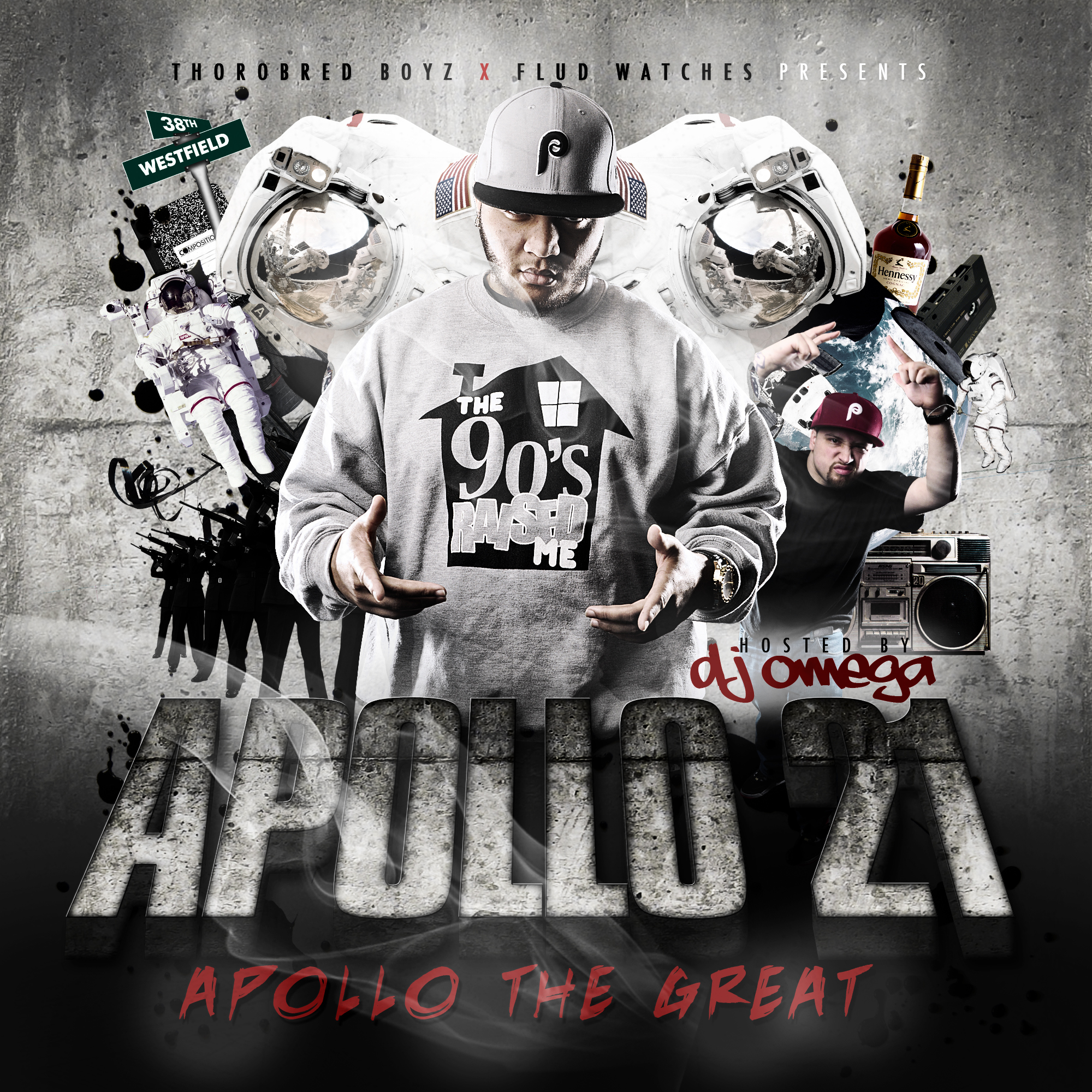 "Apollo The Great ""Call it Quits"" (Rmx) feat. Joell Ortiz + Apollo 21 **Album**"