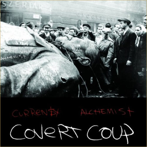 Curren$y x The Alchemist - Covert Coup