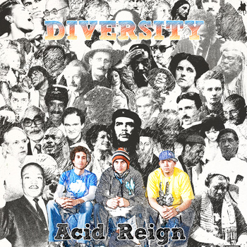 Acid Reign - Creme de la Blowed ft. Nga Fish, BeOND, Gajah, Aceyalone, Rifle Man, Olmeca, Abstract Rude, Myka 9