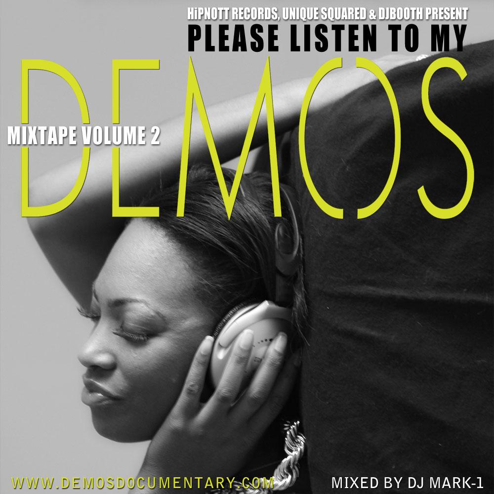 "Kevin Nottingham - ""Please Listen to My DEMOS, Volume 2"""
