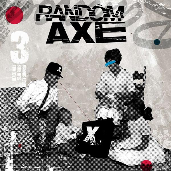 "Random Axe ""Chewbacca"" ft. Roc Marciano **Stream**"