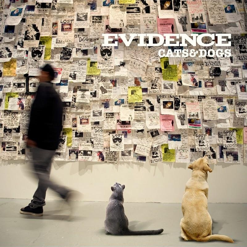 Evidence - Cats & Dogs (Cover Art & Tracklistings)