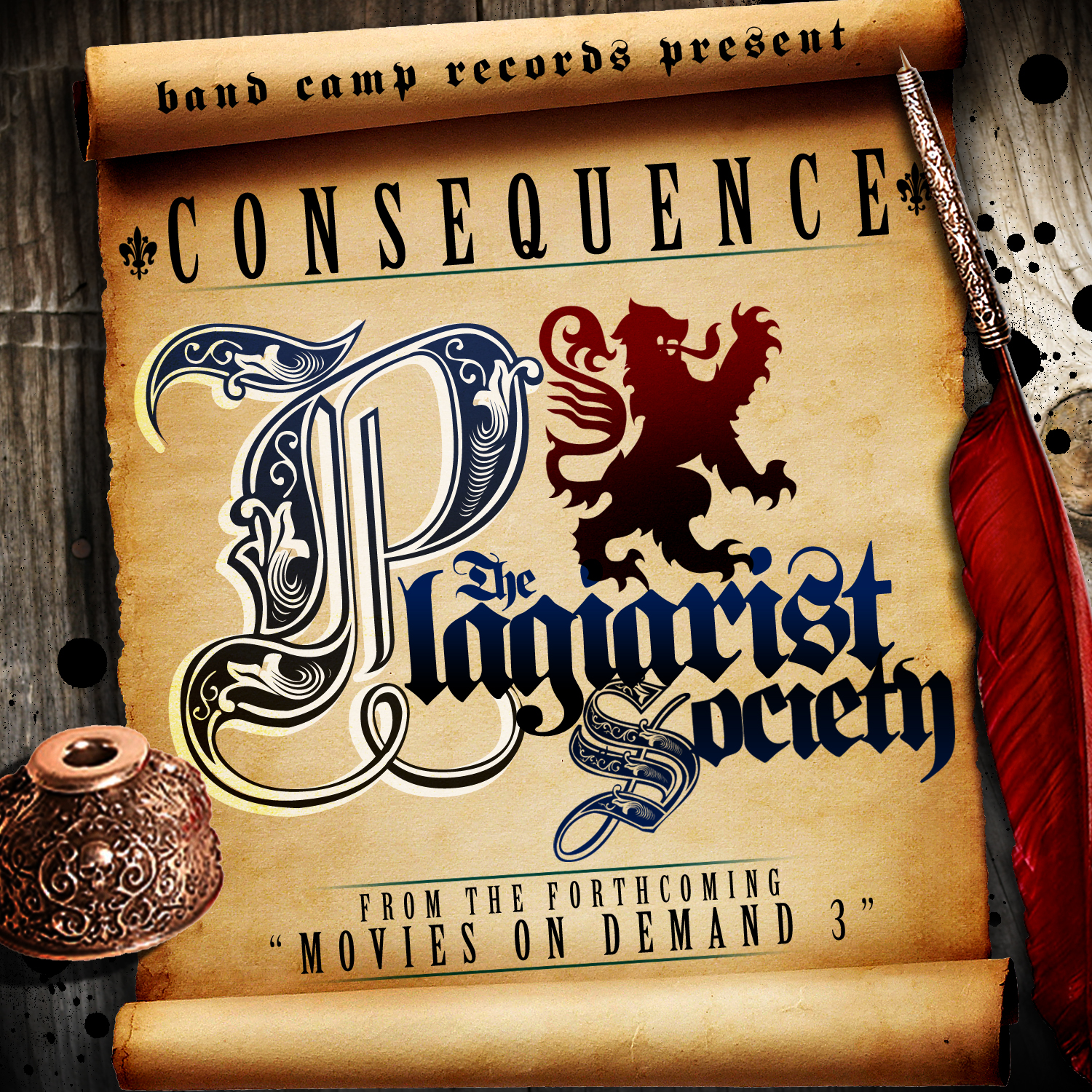 Consequence - The Plagiarist Society (Pusha-T Diss) **Audio**