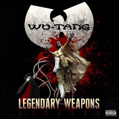 "Wu-Tang - Legendary Weapons: ""The Black Diamonds"" ft. Ghostface Killah, Roc Marciano & Killa Sin **Audio**"