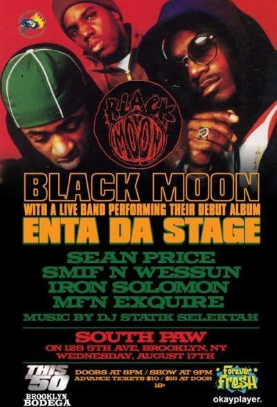 Black Moon Live Band Rehearsal **Video** | Tonight @ Southpaw, Brooklyn 8.17