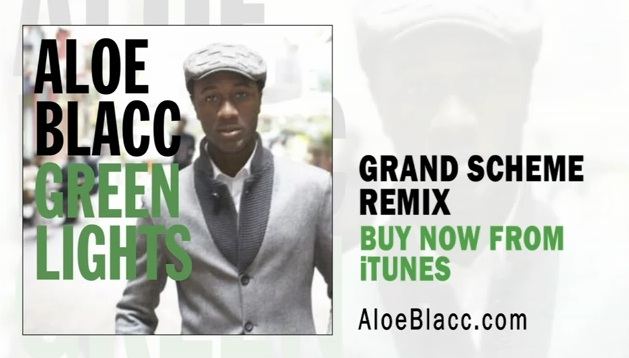 Aloe Blacc | Green Lights (Grand Scheme Remix) **Audio**