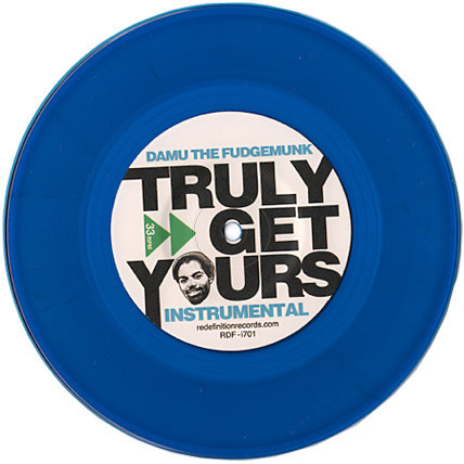 Damu The Fudgemunk - Truly Get Yours (Instrumental) **Audio**