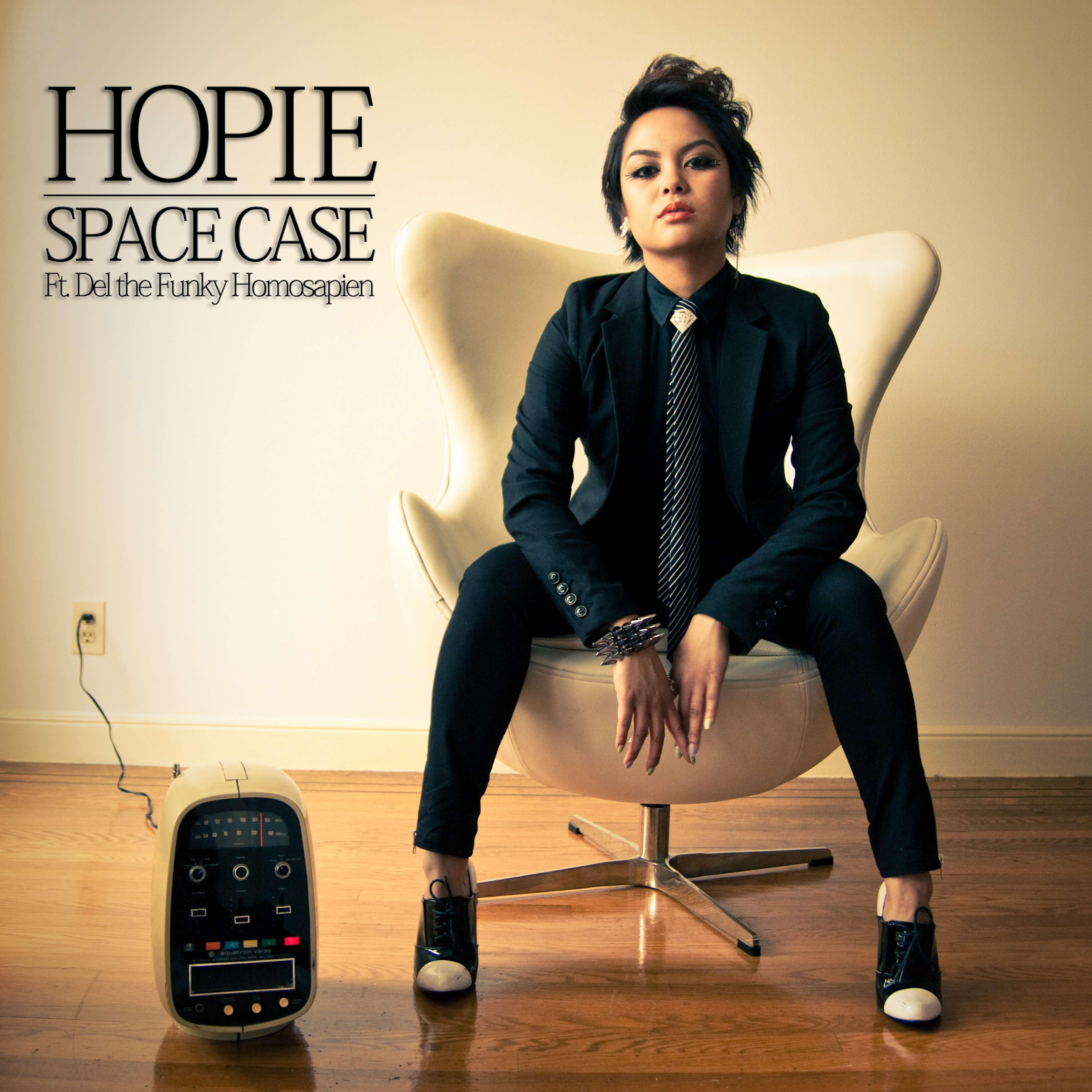 Hopie - Space Case ft. Del the Funky Homosapien **Audio**