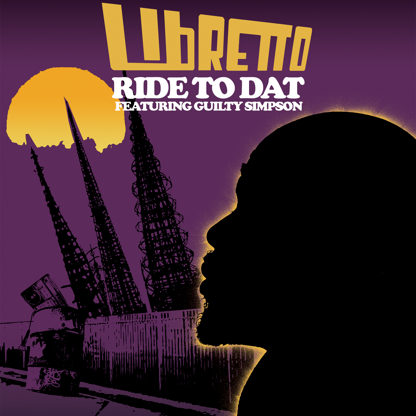Libretto - Ride To Dat ft. Guilty Simpson **Audio**