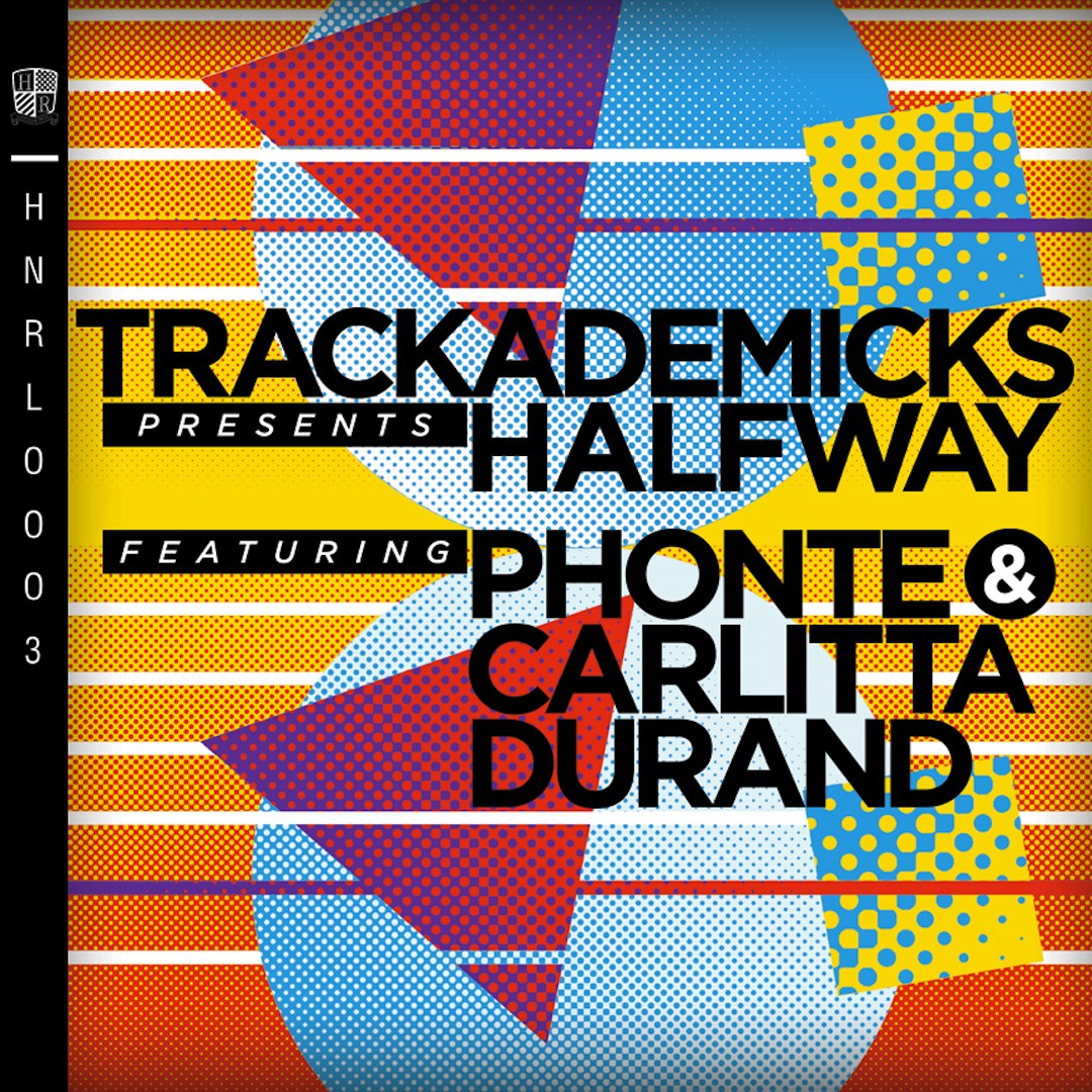 Trackademicks presents Halfway ft. Phonte & Carlitta Durand **Audio**