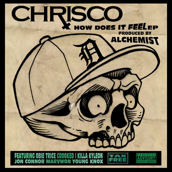 """ChrisCo """"A Different High"""" ft. Obie Trice & Killa Kyleon 