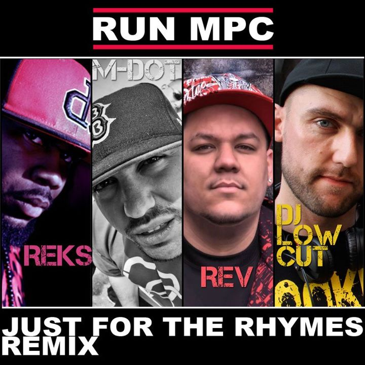 Revalation - Just For The Rhymes (Remix) ft. Reks & M-Dot **mp3**