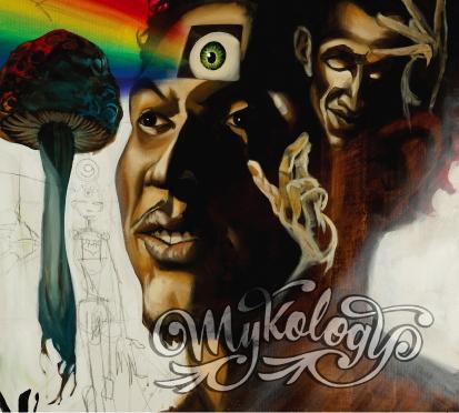 Myka 9 - I Must Cross (Immigration Reform) **Video** | Mykology **Cover Art**