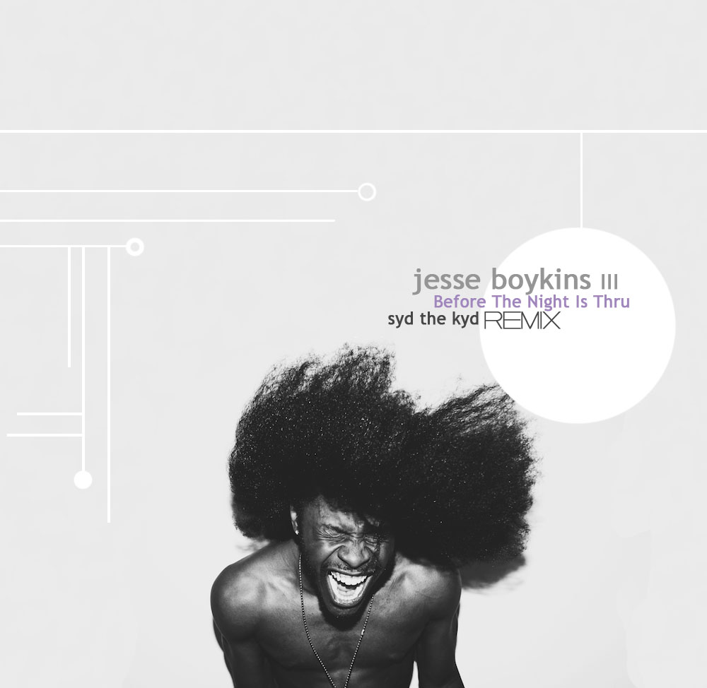Jesse Boykins III - B4 The Night Is Thru (Syd The Kyd Remix) **mp3**