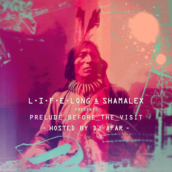 L.I.F.E. Long x Shamalex presents Prelude: Before the Visit EP