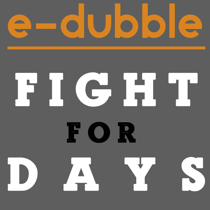 e-dubble - Fight for Days **mp3**