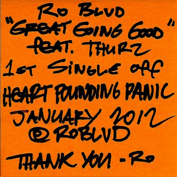 Ro Blvd - Great Going Good ft. Thurz **mp3**