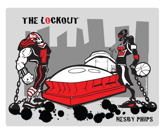 """Nesby Phips """"The Lockout"""" Mixtape"""