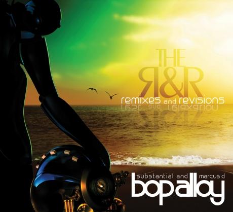 Bop Alloy (Substantial & Marcus D) - Ocean Dance [Arrival] **mp3**