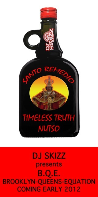 "DJ Skizz ""Santo Remedio"" ft. Timeless Truth & Nutso **Audio**"