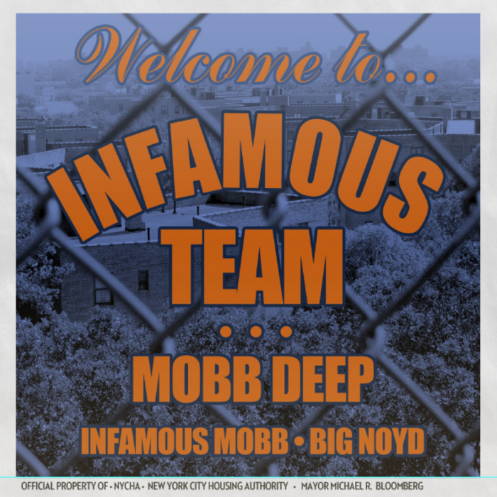 Infamous Team (Mobb Deep, Infamous Mobb, Big Noyd) - Keep Getting That Paper (Audible Doctor Remix) **Audio**