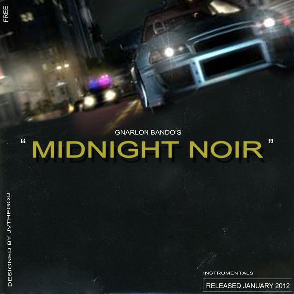 Lee Bannon - Gnarlon Bando's Midnight Noir (Instrumental Album)