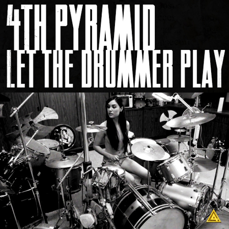 "4th Pyramid ""Let The Drummer Play"" **Audio** + ""It's So Hot"" ft. Greg Nice & Cosmo Baker **Video**"