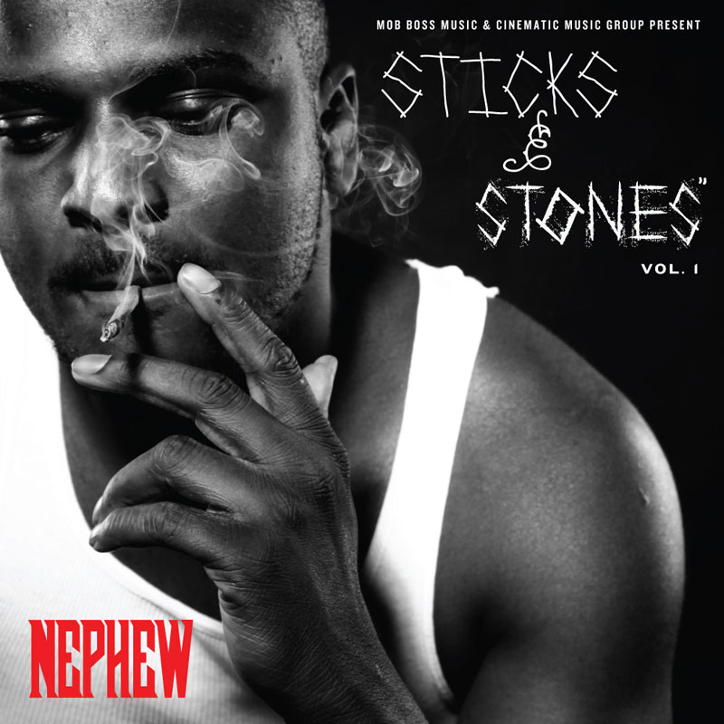 "Nephew ""Sticks N' Stones Vol. 1"" (w/ Big K.R.I.T., Smoke DZA, Killa Kyleon + More)"